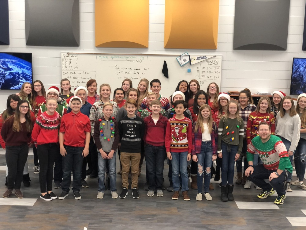 CMS Holiday Music Concerts