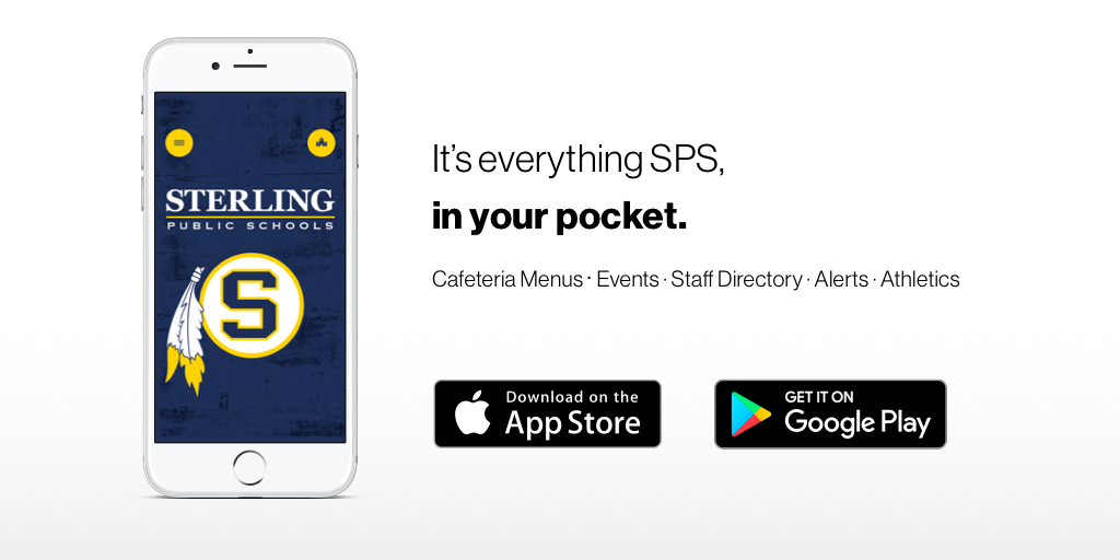picture of SPS5 mobile app