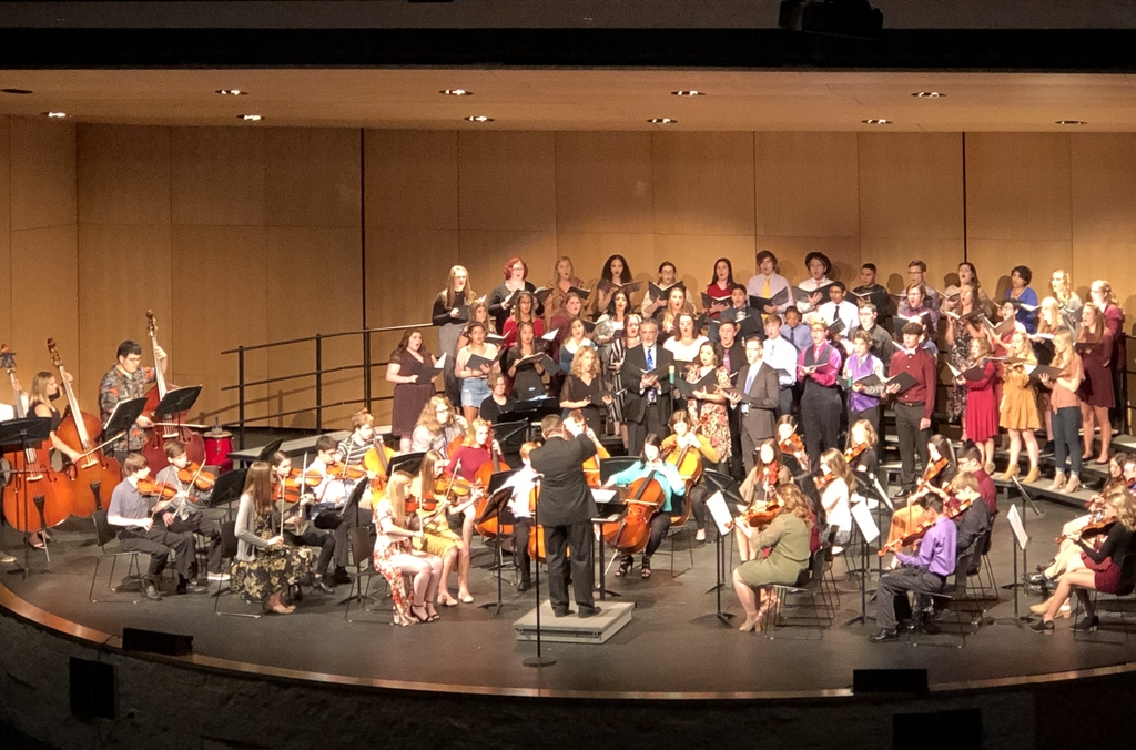 SHS Fall Choral & Orchestra Concert
