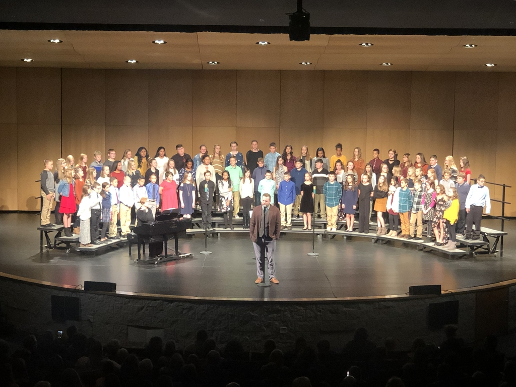 CMS 6th grade choir